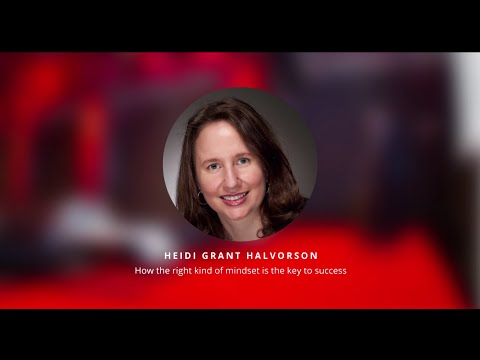 How the right kind of mindset is the key to success | Heidi Grant Halvorson at 925 Festival 2014