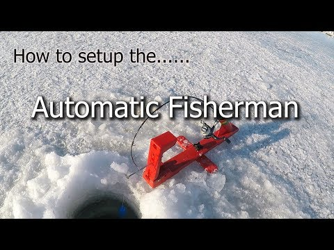 How To Setup The Automatic Fisherman W/ Kerry Paulson