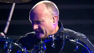 Phil Collins Drum Cam - Drums, drums and More drums (live 2004)