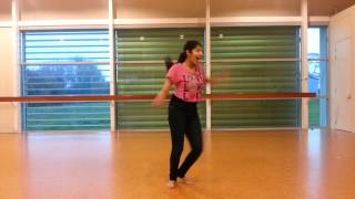 Bollywood Dance Tutorial by Divya