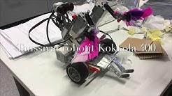 StarT Koivuhaan koulu Tanssivat robotit