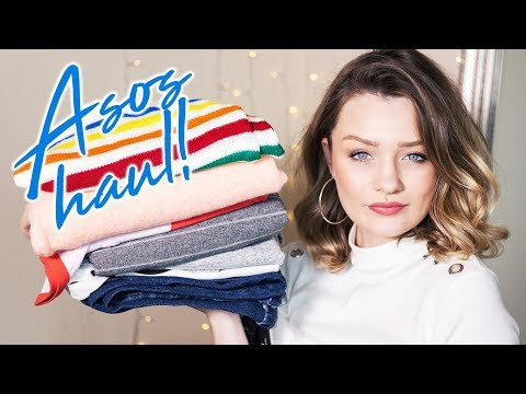 FEBRUARY ASOS HAUL & TRY ON! | Laura Bradshaw