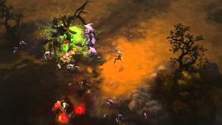 Diablo 3   Kолдун HD Русский трейлер