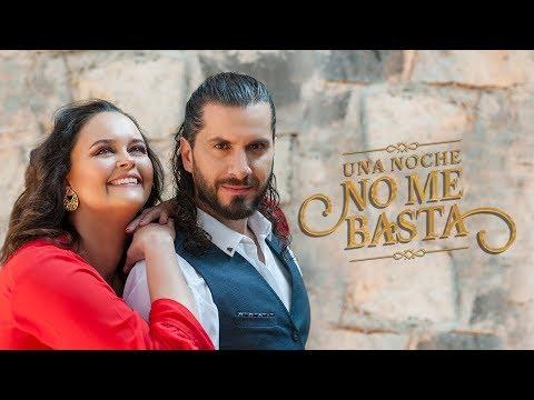 Una Noche No Me Basta - Simón León ft. Shaila Durcal (Video Oficial)