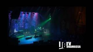 Mountain Time - Joe Bonamassa Beacon Theatre Live From New York