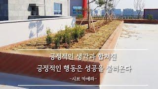 #통진레포츠#조경관리 #배수로정비