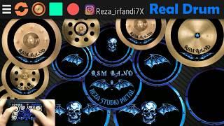 Download On My Way - Alan Walker || Rock Version ( Real Drum Cover )