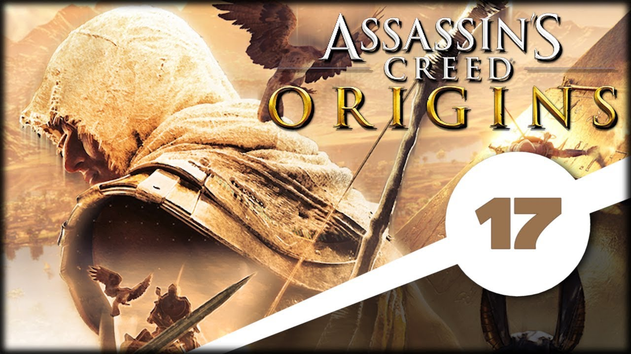 Assassin's Creed: Origins (17) Noc z Kleopatrą