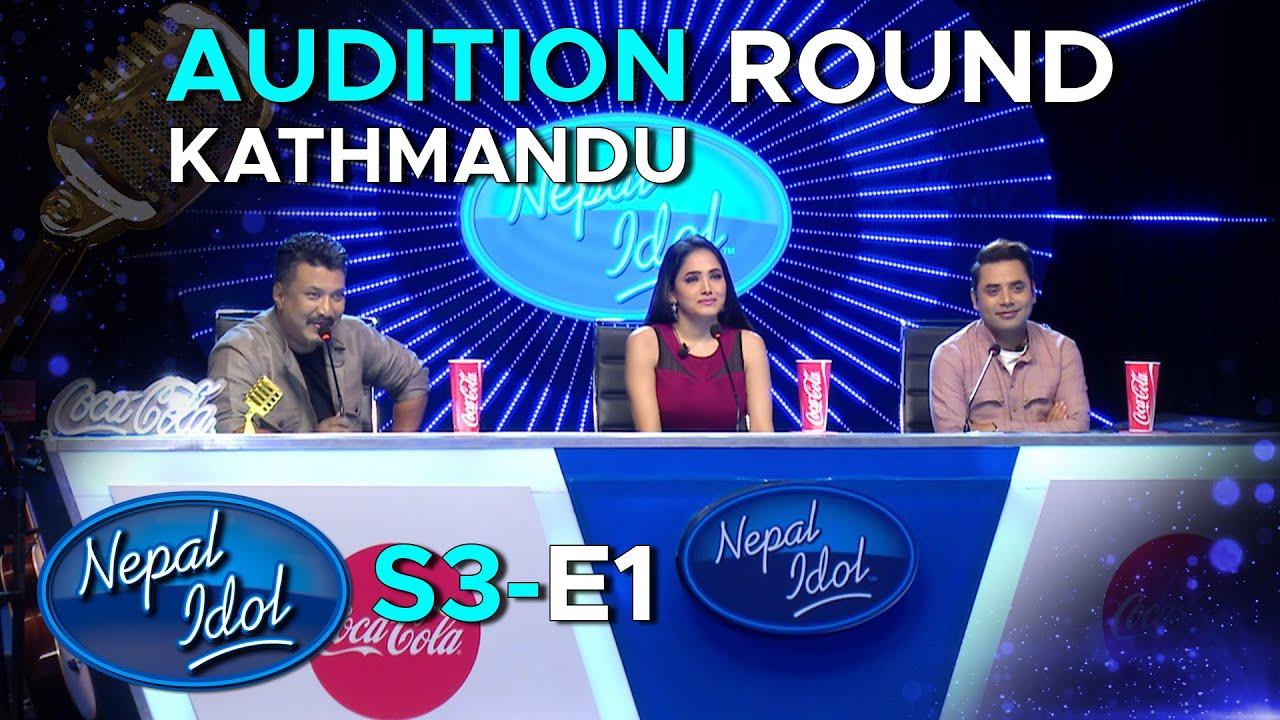 Download NEPAL IDOL SEASON 3 | AUDITION ROUND | KATHMANDU | EPISODE 1 | AP1HD