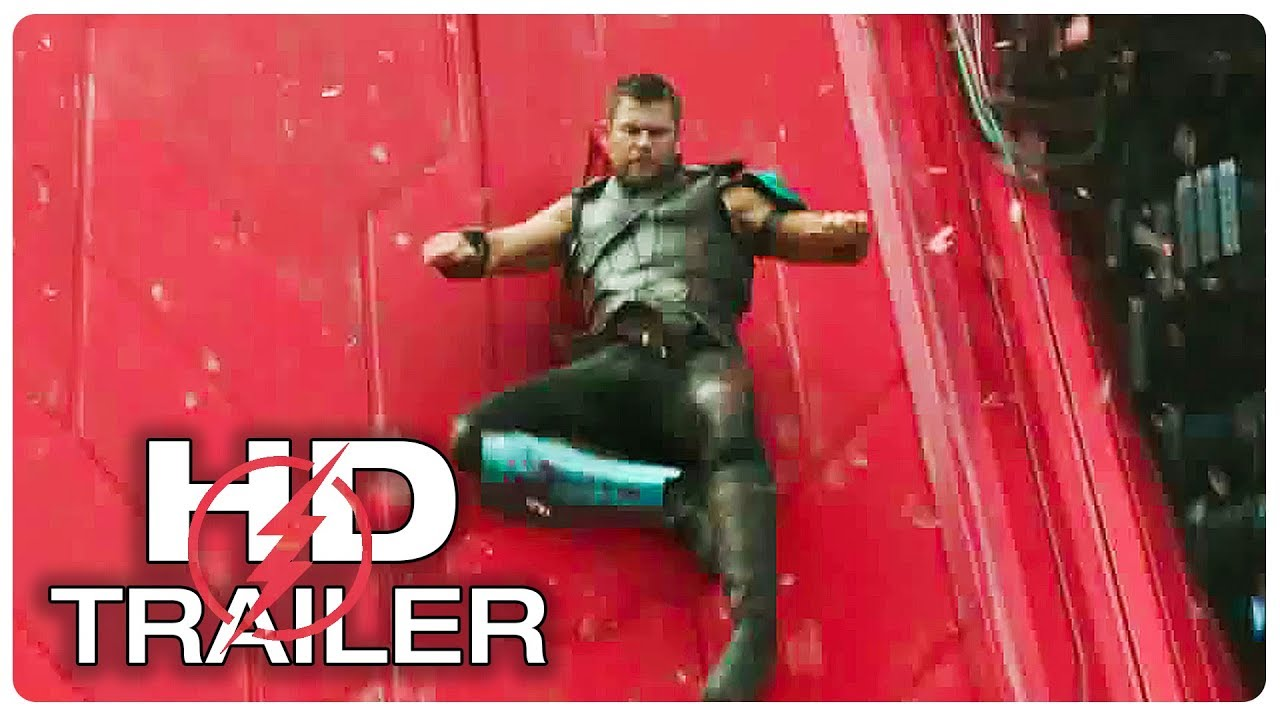 Download THOR RAGNAROK Thor's Super Jump Trailer (2017) Marvel Superhero Movie HD