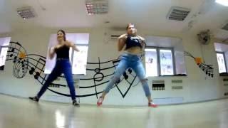 reggaeton routine by rq nuta boomshiva