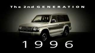 PAJERO MONTERO 30th Anniv  THE LEGEND