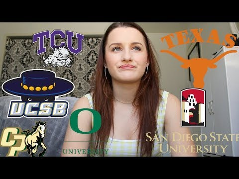 COLLEGES I GOT ACCEPTED/DENIED TO (my Gpa, Test Scores, Etc)