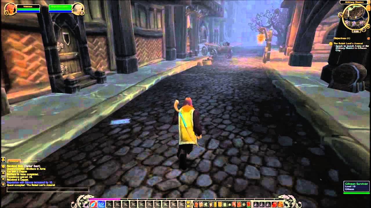 World Of Warcraft Arsenal