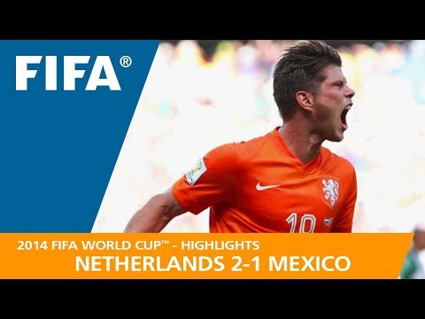 Netherlands V Mexico | 2014 FIFA World Cup | Match Highlights