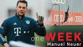 One Week with Manuel Neuer