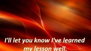 Gotthard - The Cruiser (Judgementday) - Lyrics.