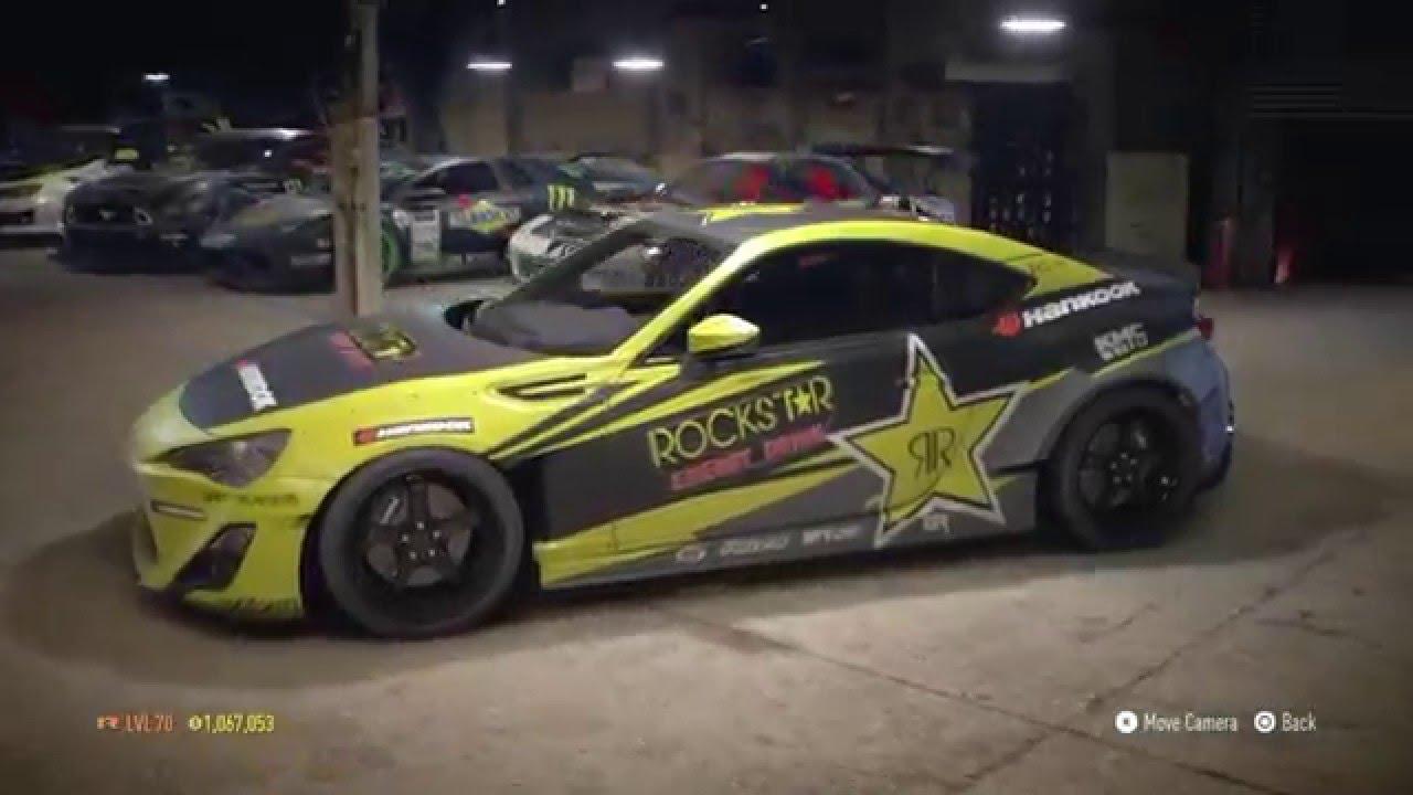 Monster Energy Drink Car Wrap Job Offer