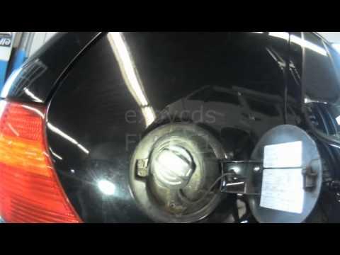 VW A4: P0456 EVAP Slow Leak