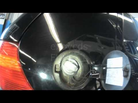 VW A4: P0456 EVAP Slow Leak