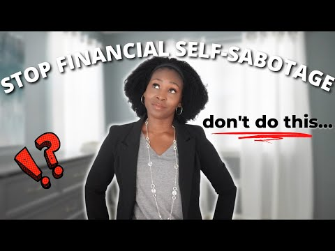 4 *SNEAKY* Ways You're SABOTAGING Your Money (without realizing it)⎟How to Save Money