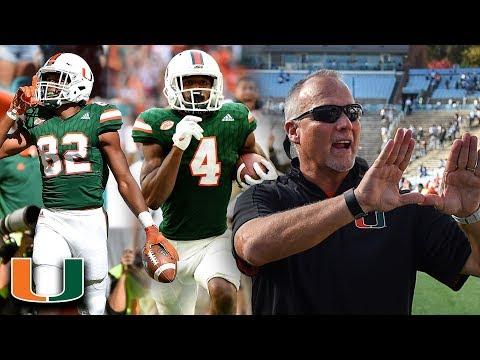 Miami Hurricanes Hype Video | 2018 College Football