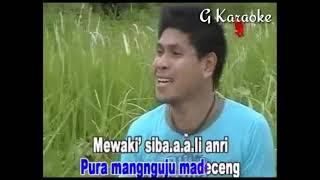 Download Mp3 Karaoke Bugis : Ilyas Syafar - Sunge'ku Wala Tanro