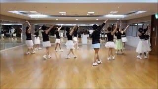 Sunshine Day Line Dance(High Beginner Level)