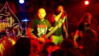 Malevolent Creation - Infernal Desire / Living in Fear (Live in Athens 2015)