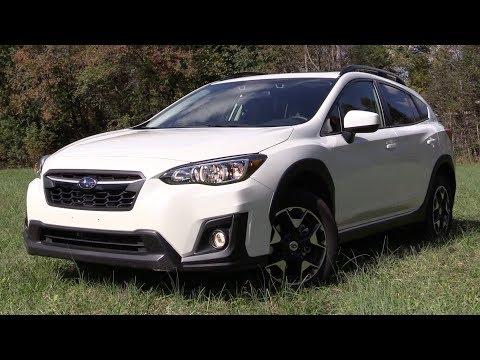 2018 Subaru Crosstrek: Start Up, Test Drive & In Depth Review