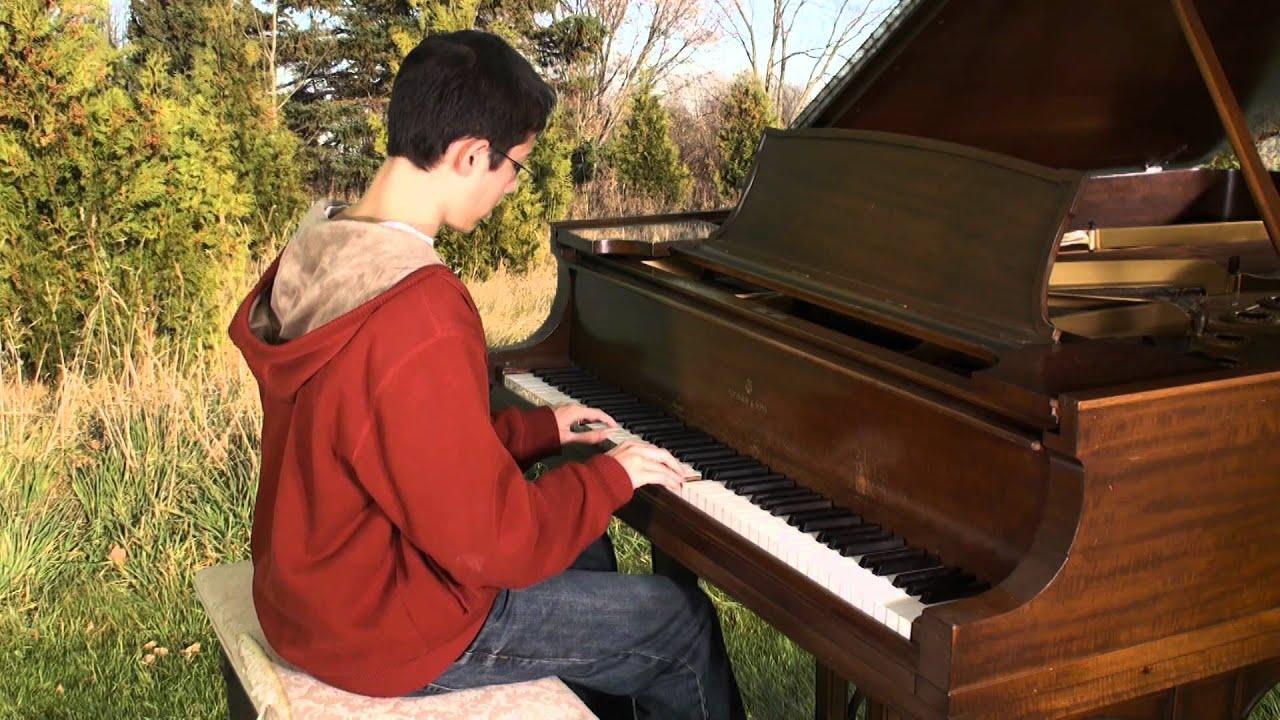 how to play hallelujah on piano rufus wainwright