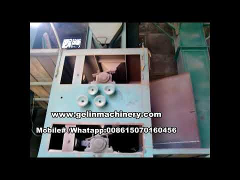 Complete sets 66% zircon sand production line