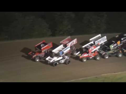 U S 36 Raceway High Banked Natonals Heats Main