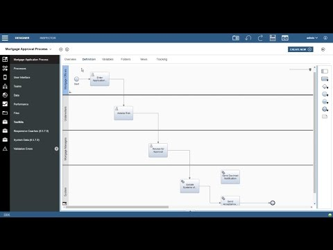 IBM Business Process Manager (BPM) 8.5.7: Building a Business Process