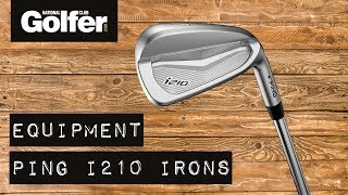Ping i210 Irons Review - Mid handicap testing