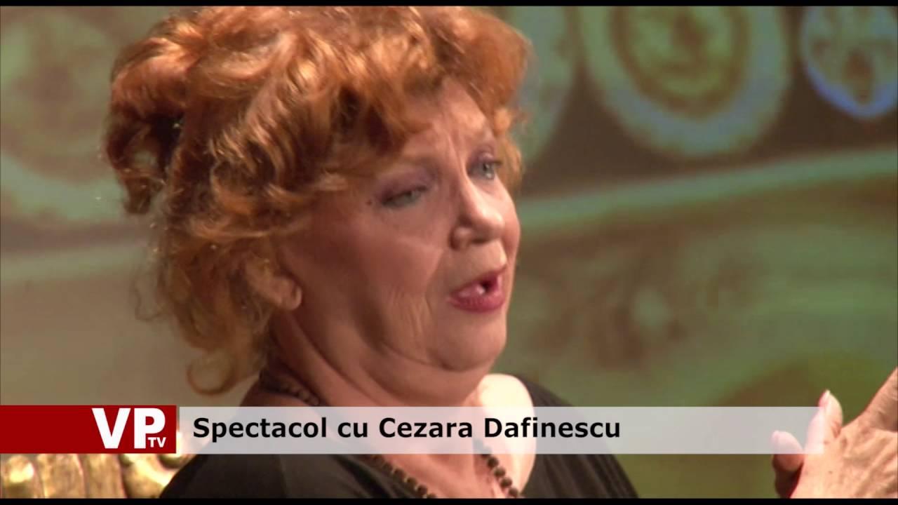 Cezara Dafinescu | Teatrul Naţional Bucureşti  |Cezara Dafinescu