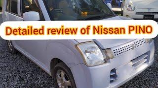 Nissan PINO 2007 || Full option car|| Hatch back