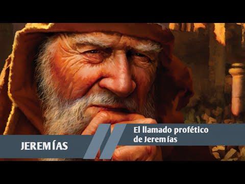 Lección 1 El Llamado Profético De Jeremías Mtro Enoc