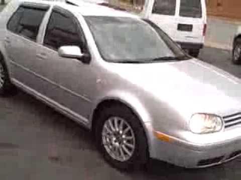 2004 Volkswagen 2 Golf GLS TDI