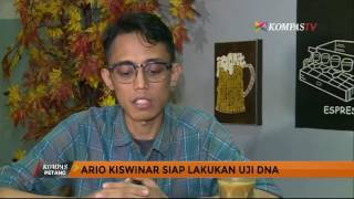Ario Kiswinar Mengaku Siap Uji Tes DNA