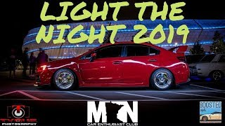 Light the Night Car Show 2019 - Allianz Field - Minnesota Car Enthusiast Club