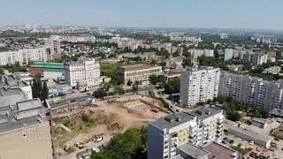 Строительство / ЖК «Космолёт» — 32 этажа / город Самара / Russia