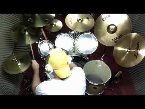Van Halen When Its Love Cover Jr Drums