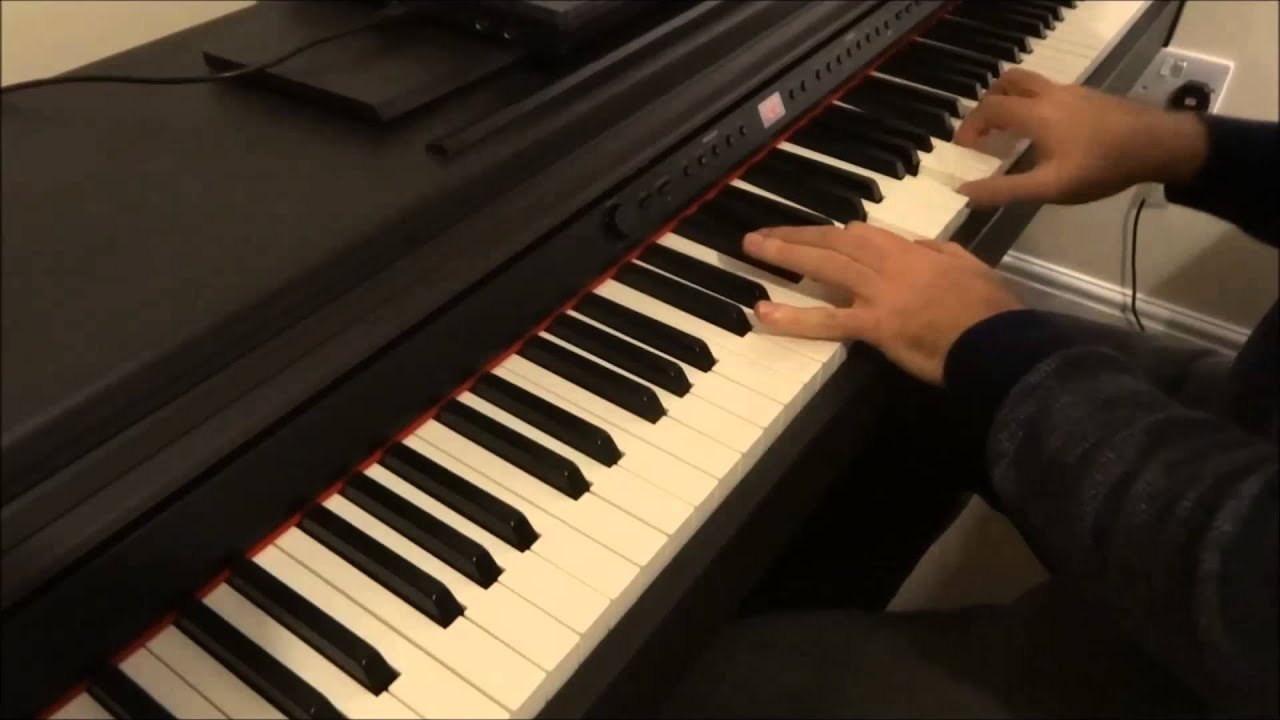 The Tourist Italian Style Melody Cover By Gabriel M Piano Stallion