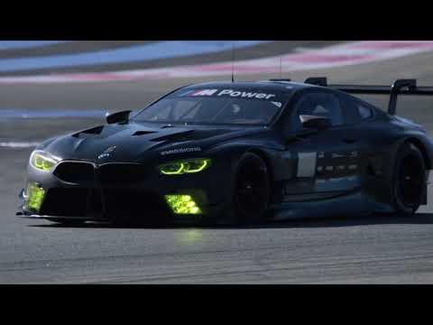 The innovative aerodynamics behind the BMW M8 GTE –BMW Motorsport.