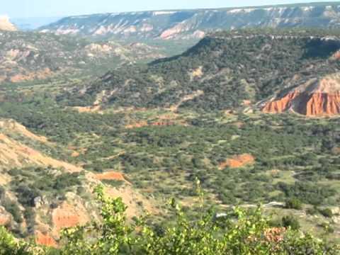 Texas Palo Duro Canyon (Jul 2010)MVI 2700