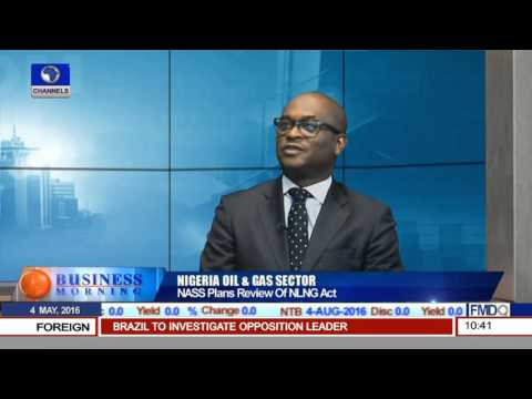 Business Morning: Discuss On Nigeria's Oil & Gas Sector