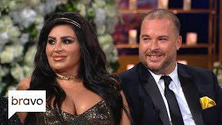 """Mercedes """"MJ"""" Javid Reveals To The Group That She's Pregnant 