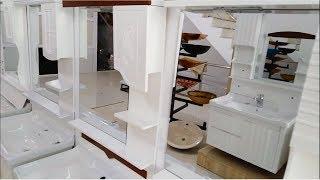 Top ten modern bathroom vanities|How To Install a Bathroom PVC Vanity| The Handyman 2018