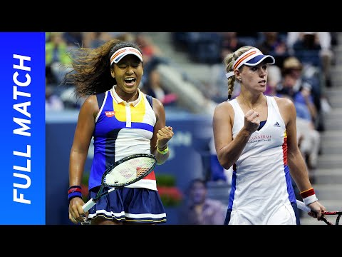 19-year-old Naomi Osaka Defeats Defending Champion Angelique Kerber | US Open 2017 Round One